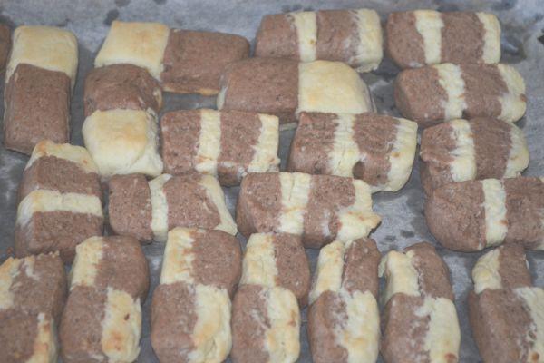 приготовление печенья сабле