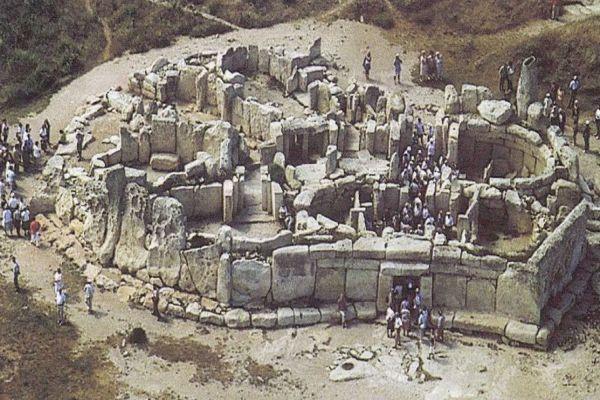 мальтийсий храм