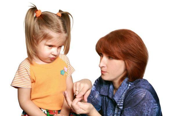 правила поведения для ребенка