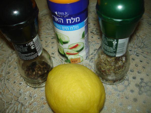 лимон специи