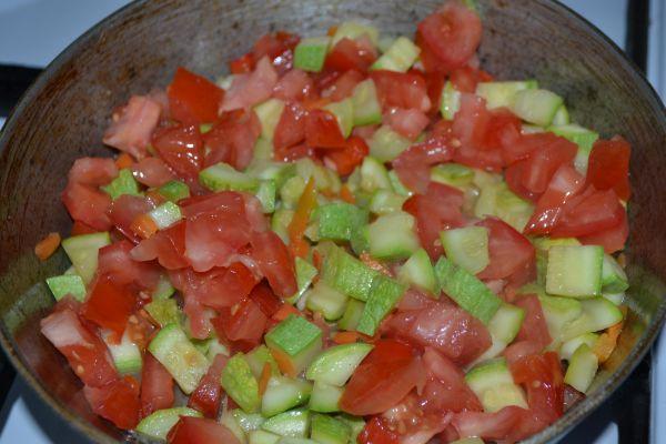 приготовление кабачкового рагу