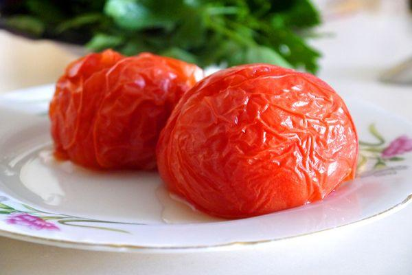 помидоры из духовки