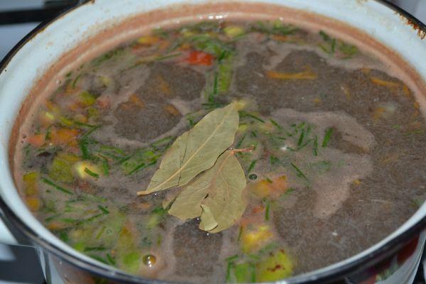 лавровый лист в супе