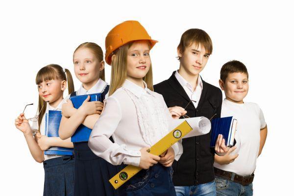 какую выбрать профессию подростку