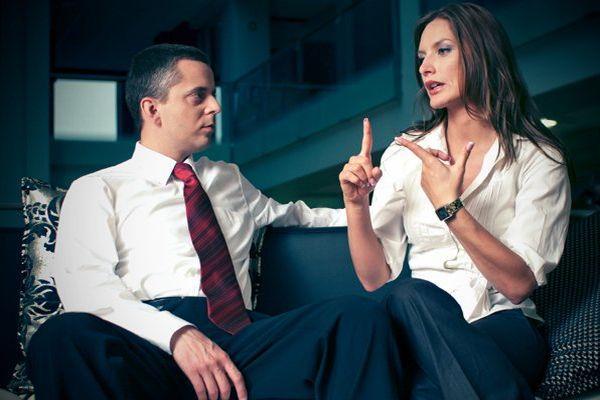 общение мужа с женой