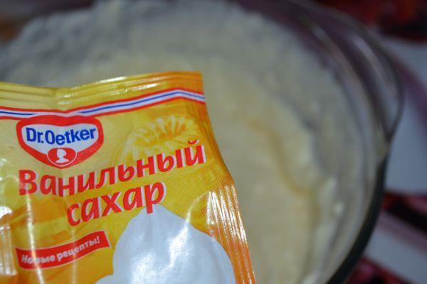 ванильный сахар для теста