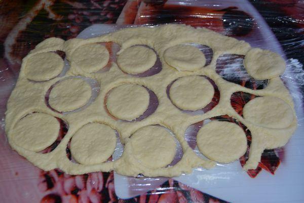 заготовки для печенья