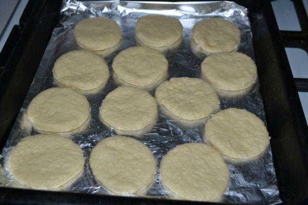приготовление печенья из сметаны