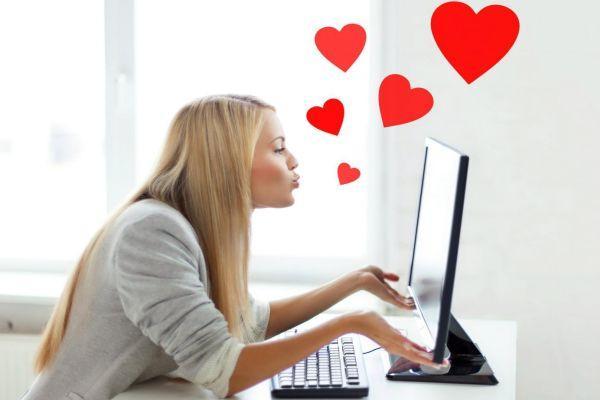 знакомство с мужчиной в интернете
