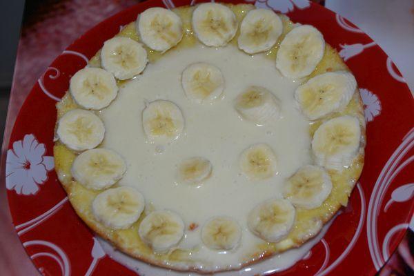 украшение бисквитного творожного торта