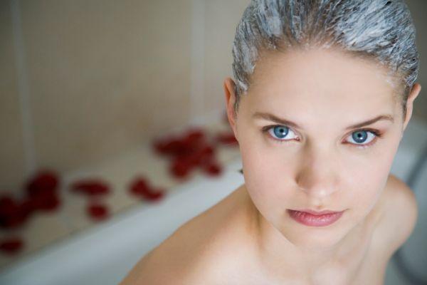 голубая глина для оздоровления волос