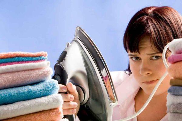 обслуживание утюга в домашних условиях