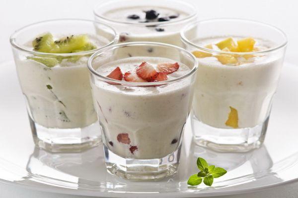 кефирная диета с фруктами