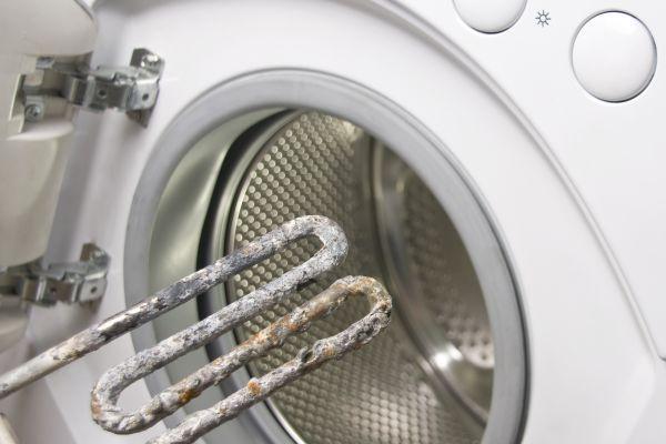 накипь на тэне стиральной машины