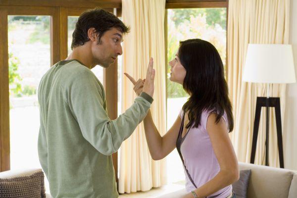 разговор мужа и жены
