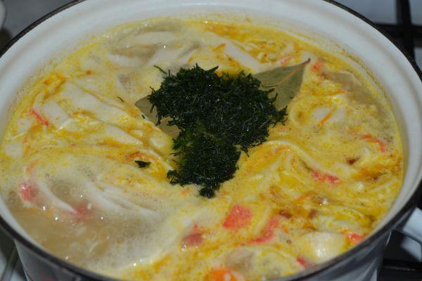 специи в супе