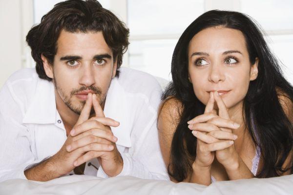 мужчина и женщина в гражданском браке