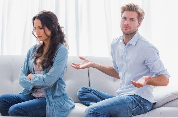 разногласия между мужем и женой