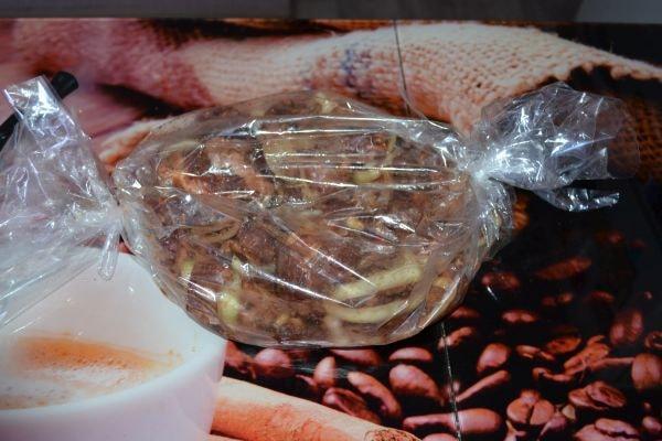 рукав для запекания шашлыка в духовке