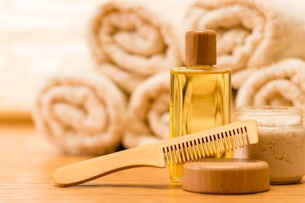 полезное масло для волос