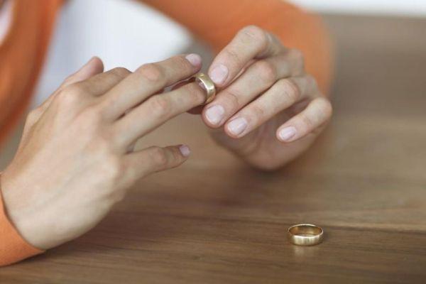 предстоящий развод