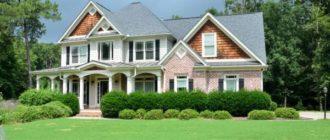 хороший загородный дом