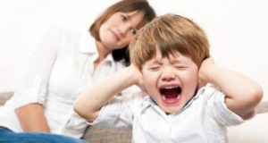 ребенок не слушается