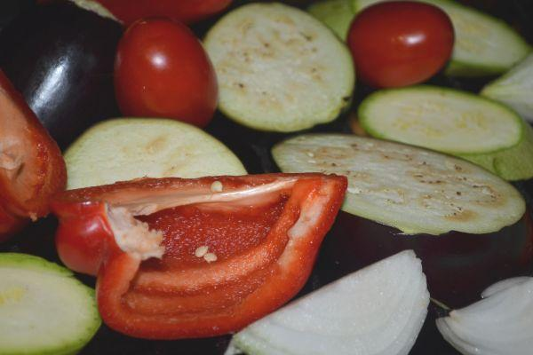 овощные компоненты