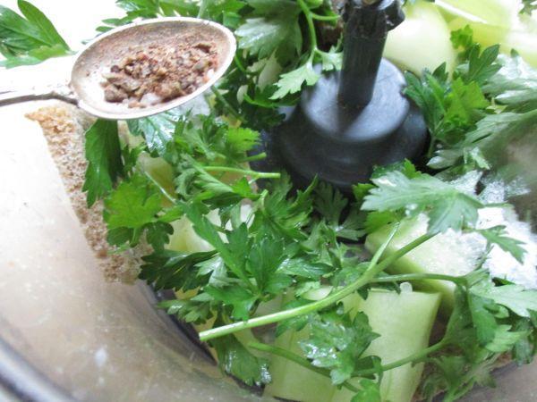 приготовление огуречного супа