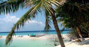 пляж в Гоа
