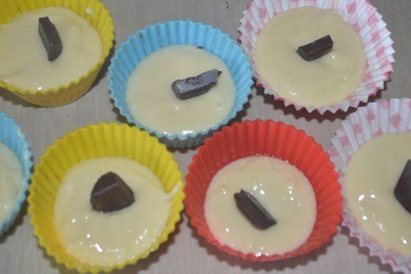 заготовки для десерта
