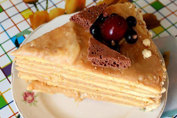 кусочек десерта