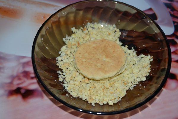 печенье со сметаной с крошкой