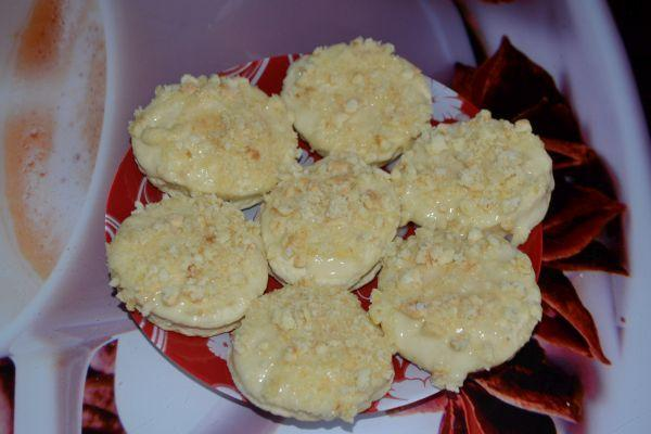 хрустыщее печенье из сметаны