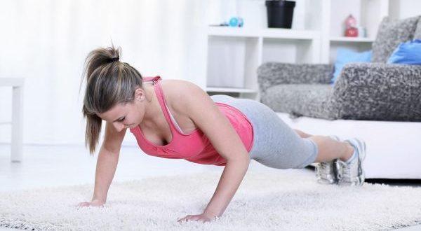 фитнес для похудения дома