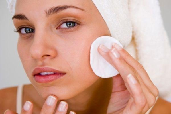 кожа пористая на лице