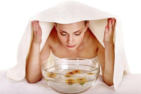 паровая ванночка для лица