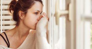 девушка в депрессии