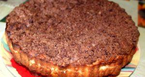 десерт с творогом торфяной