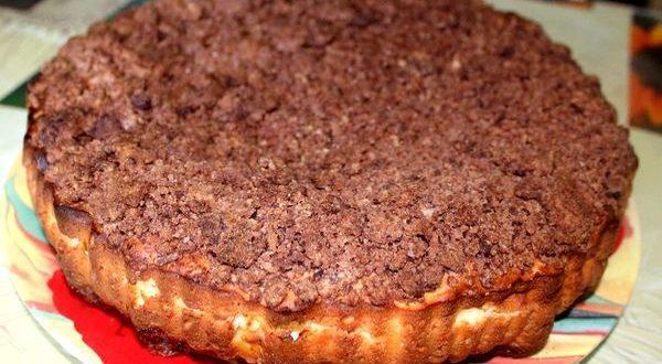 творожный эстонский пирог