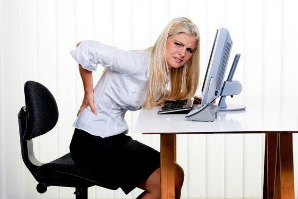 боли в нижней части спины