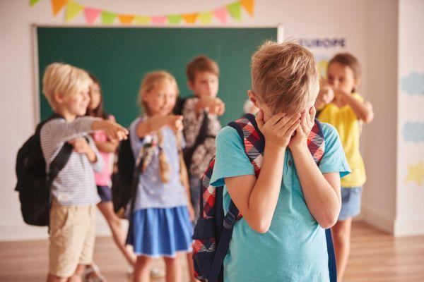 обижают ребенка в школе