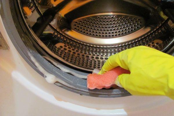 чистка стиральной машины