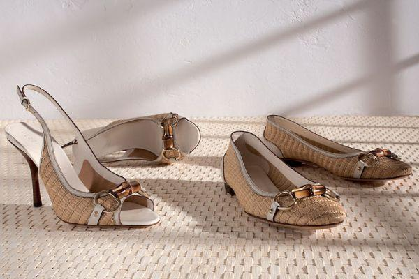обувь из комбинированной кожи