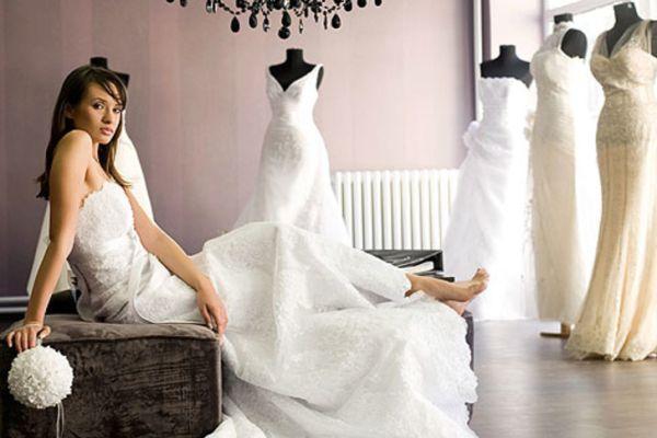 Свадебное платье: народные приметы