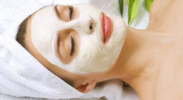 подтягивающая маска для лица