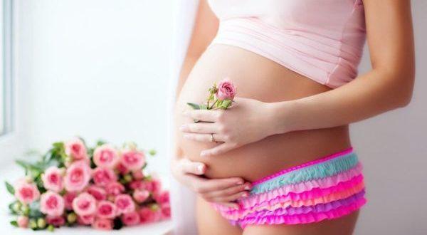 красивая беременность