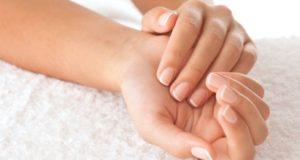 очень сухая кожа рук