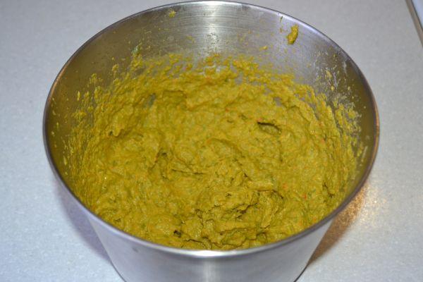 пюре из овощей для супа