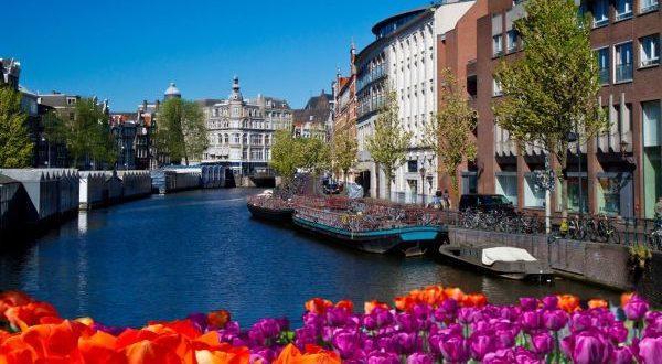 Нидерланды достопримечательности